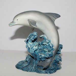 "Russ Oceana  Bottlenose Dolphin 4.5"" Figurine"
